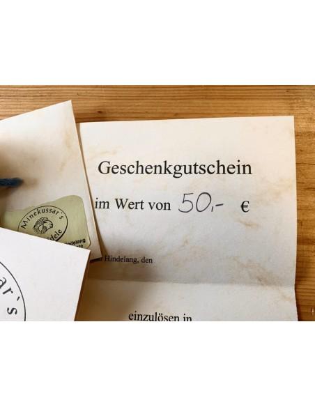 50 € Gutschein vom Schäferladen