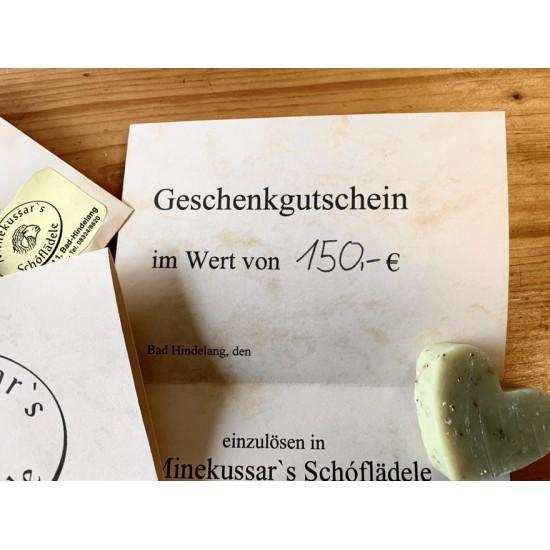 150 € Gutschein Schäferladen