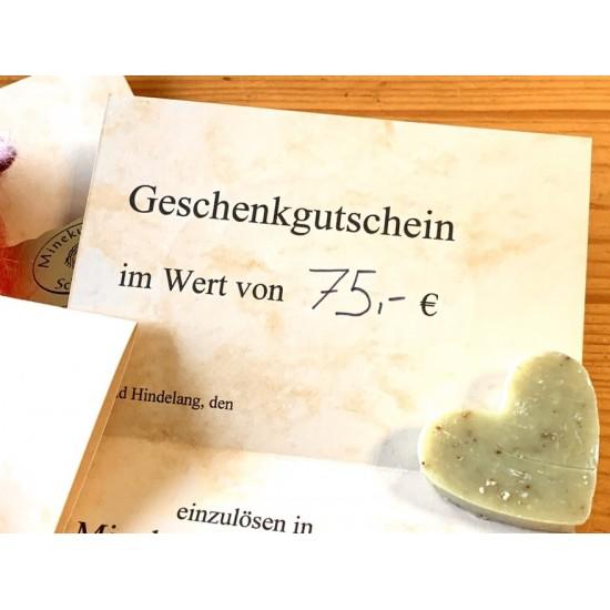 75 € Gutschein Ostrachtal
