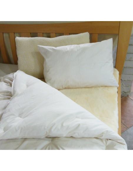 Kopfkissen, Oberbetten und Bettbezüge